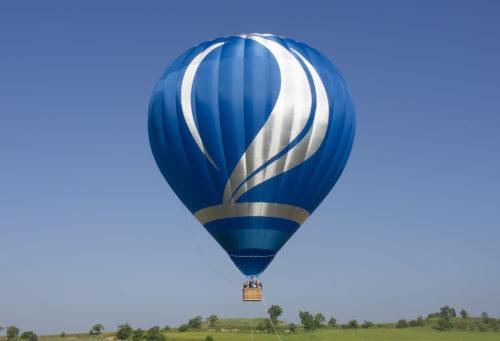 H Montgolfiere des Causes N-180-1